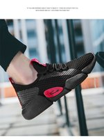 Running shoes casual Mesh comfortable breathable Low Lace-up Rubber sole Trainers Athletic classic Outdoor Mens Sneaker