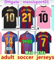2020 2021 FC Barc Soccer Jersey 4th 20 21 20 21 Maillots Camisa de fútbol