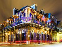 뉴 올리언즈 화려한 조명 루이지애나 비닐 사진 배경 펍 및 바 밤 거리 사진 부스 배경 관광 스튜디오 소품