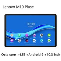 Lenovo Tablet M10 PLUS MediaTek P22T Octa Core 4G RAM 64G ROM 10.3 Inch LTE Android 9 TDDI FHD 10 Point Touch PC