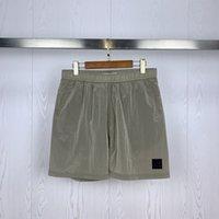 TopStoney 21SS металлические нейлоновые шорты спортивные повседневные быстрые шорты в пять минут брюки люкс дизайнеры Shorts11 Fashion Hombre