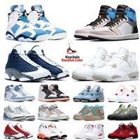 air jordan 5s Zapatos de baloncesto para hombre Aurora Rojo Flint Cri Taxi 12s Universidad Oro Lucky Green Hombres Sport Zapatillas Zapatillas Deportes Tamaño 5.5-13