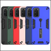 Aessories Cell Phones & Aessoriesred Armor Case Galaxy Note 20 Note10 Pro 5G Shockproof Phone Cases For Samsung S20 Plus A70 A50 A40 A20S A1