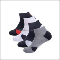 Athletic Outdoor As & Outdoorsstyle Women&Mens Cycling Running Travel Sports Socks Breathable Ankle Casual Adt Short 3Pairs Drop Delivery 20