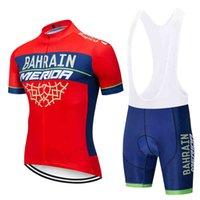 Yeni Stil Merida Bisiklet Bisiklet Jersey Kısa Kollu Bisiklet Jersey Seti Bisiklet Giyim Nefes Hızlı Kuru X0503