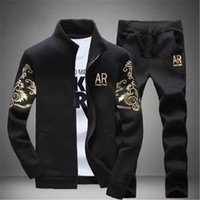 Mens Tracksuit Sports Suit Sportswear Set Basketball 2PC Autumn Spring Printing Sweatshirt Hoodie S Womens Clothes Casual Men Hoodies Nctxj