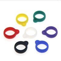 lightting silicon bag Rubber Vape band Ring Bands E-cig vapor Non-Slip For pod
