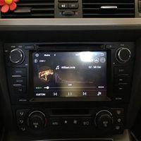 Player 2021 Latest Android 10.0 Car DVD For E90 E91 E92 Radio Stereo Wifi 3G Bluetooth USB SD OBD Mirror Free Camera+8GB Map