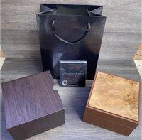 202122最高品質のハブ時計オリジナルボックスペーパーカード透明ガラスウォッチウッドハンドバッグフォーキングパワーリストウォッチボックス
