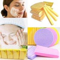 Sponges, Applicators & Cotton 12 PCs Anti- Tear-Resistant Makeup Brushes Cleaning Compression Face Sponge Bars Soft M0W4