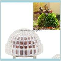 Aquariums Pet Home & Gardendiy Tank Moss Ball Filter Decor For Live Plant Aquatic Decorations Aquarium Fish Supplies #7 Drop Delivery 2021 R