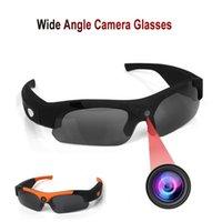 High Quality Wearable 1080P Camera Glasses Lens Sunglasses DV DVR Sport Video Cam Po Glass Eyewear Mini Cameras