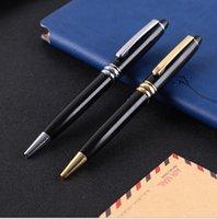 Negocios Pen Gold Silver Metal Signature Pens School Student Preguntor Writie Regalo Oficina Regalos Escribir regalos