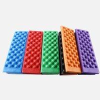 Открытый Портативный 6 Цвет Складной Пешие прогулки EVA Кемпинг Коврик Водонепроницаемый Пикник Подушка Beach Pad Прочная Складная Стул для сидения 1593 Z2