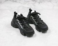 بيع mens نساء أحذية رياضية النيوبرين grosgrain الشريط D- اتصال الراحة السيدات التفاف حول المطاط الوحيد عارضة المشي اللباس حجم 35-45
