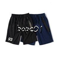 Designer Designer pantaloni corti moda uomo lettera stampa pantaloncini estate spiaggia sportswear joggers di alta qualità per la dimensione maschile M-XXL