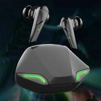 Headphones & Earphones Wireless Headphone Earbuds Breathing Light ABS Practical Stereo Headset TWS In-ear Gaming Bluetooth-compatible 5.0