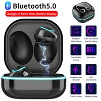 Headphones & Earphones S6 SE Touch Control Wireless Bluetooth Mini Earbuds For Galaxy Buds Headsets Noise Cancelling