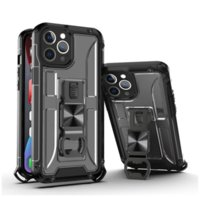 kickstand Phone Cases For Iphone 13 Pro Max 12 Mini 11 XSMAX XR XS X 8 7 Plus PC TPU Magnetic Car Holder Stand bottle opener Cellphone Case Back Cover
