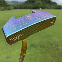 Komplette Set von Clubs Golf Putter Jean Baptiste JB301P Kopf 33/34 / 35 Zoll mit Kopfbedeckung