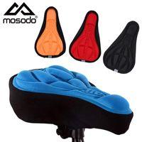 Bicicleta Saddles Mosdo Bicicleta Saddle 4 Cores Fibra de Carbono Desgaste Soft Sports Ciclismo Anti-Slip Mountain Coisas