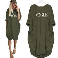 Yaz Kadın Elbiseler Kirpi Mektubu Baskı Gevşek Moda Giyim Artı Boyutu Mini Elbise Rahat Mujer