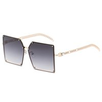 summer woman fashion Cycling sunglasses man Driving Glasse riding wind Cool sun glasses ladies becah sunglasse goggle metal frame big Wrap green pink brown 7color