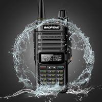 2022 BAOFENG UV-9R plus wasserdichte IP68 Walkie Talkie High Power CB Schinken 30-50 km lange Range UV9R Tragbare Zwei-Wege-Radio