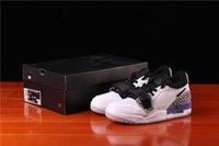 Genuine Jumpman 312 Mens Donne da donna Scarpe da basket Modelli Bianco e Purple Sneakers, Full Size 36-45