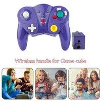 Controller di gioco Joysticks Controller Gamepad Wireless Vibration Joystick Joypad Solole per cube