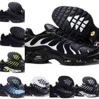 Nuove scarpe da uomo TN Bianco bianco rosso classico TN Plus Ultra Sport Scarpe da corsa a buon mercato TNS Requin Airs Basket Designer Designer Sneakers F01