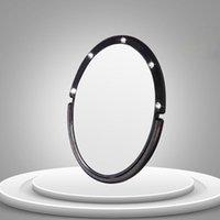 Mobiltelefonhalterung Halterung Halterung Spiegel Kreative Ringschnalle Multifunktionale Mobilerhalter Stand Make-up-SHACH-Zubehör