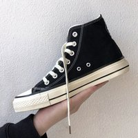 Moda 24 Casual Beyaz Ayakkabı Tüm Boyutu 35-44 Spor Yıldız Düşük Yüksek Üst Klasik Tuval Siyah Ayakkabı Erkek Kadın Sneakers Erkek Bayan Sneaker