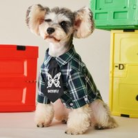 Pet Dog Clothes Puppy T Shirts French Bulldog Outfit For Small Dogs YUM2