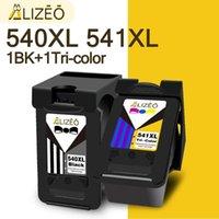 Ink Cartridges PG 540 CL 541 XL Cartridge Compatible Replacement For Canon Pixma Series MX395 MX435 MX455 MX475 MX525