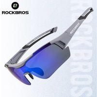 Rockbros radfahren männer brillen polarisierte reiten sport mtb fahrrad brille frauen outdoor sunglasses brillen zubehör