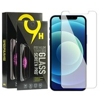 10 in1 Tempered glass screen protector film for Iphone 6 7 8 plus x xr xs 11 12 13 mini pro max Samsung lg With Retail Box