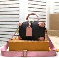 En Kaliteli Kadın Tote Çanta Luxurys Tasarımcılar Çanta Petite Malle Souple Yeni Moda Lüks Bayan Çanta Tasarımcılar Çanta Çanta