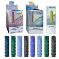 에어 바 다이아몬드 일회용 vape 전자 담배 펜 포드 장치 내장 380mAh 배터리 포드 500 퍼프 Dab 스타터 키트 VS Bang XXL Lux