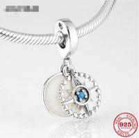 Folgen Sie Ihren Träumen 925 Sterling Silber Guardian Dream Charms Anhänger Fit Original Pandora Armband Armreifen Schmuckherstellung