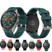 Huawei Watch GT 2 Strap For Samsung Galaxy 3 45mm 46mm Gear S3 Frontier 22mm Band Bracelet 2 2E Pro
