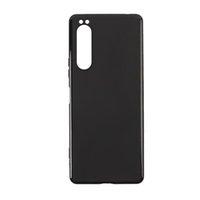 Casi del telefono opaco Soft TPU Custodia antiurto in silicone per Sony Xperia 1 5 III 10 II XA3 5 20 L3 Ultra XZ4 Cover posteriore compatto