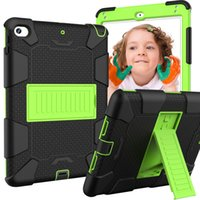 New Armor Case For Apple iPad mini 4 mini5 7.9 inch Tablet Kids Safe Shockproof Heavy Duty Silicone Hard Back Cover