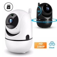 Cameras Smart IP Camera HD 1080P Cloud Wireless Outdoor Automatic Tracking Infrared Surveillance With Wifi