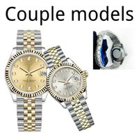 dropshipping-U1 quality montre de luxe Mens Automatic Watches Full Stainless steel Luminous Women Watch Couples Style Classic AAA
