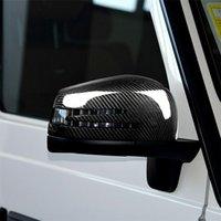 Rückspiegel Seitenspiegelkappen abdecken Verkleidung für Mercedes Benz W204 C Klasse Aufkleber