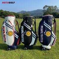 Bolsas de golf bolsa de moda para mujer con ruedas de soporte de carro