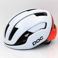 POC New Raceday Omne Air Spin Road Elmet Cycling ENV Us Men's Ultralight Mountain Bike Comfort Safety Bicycle Glasses Q0630