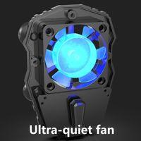 Охладитель мобильного телефона Willent Radiator LED охлаждающий вентилятор для прокладки ноутбуков-дроидов