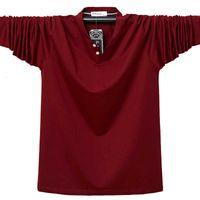 T-shirts masculinos Plus size 6xl 5xl XXXXL homens camisola de primavera camisola casual camisetas homens camiseta poloshirt camisa polveiro pqtk